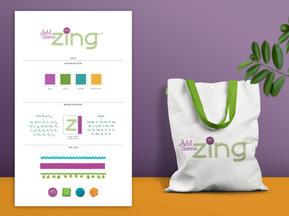 Add Some Zing Branding & Merchandise