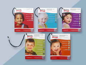 Merchandise hang tags for stroller manufacturer, Britax