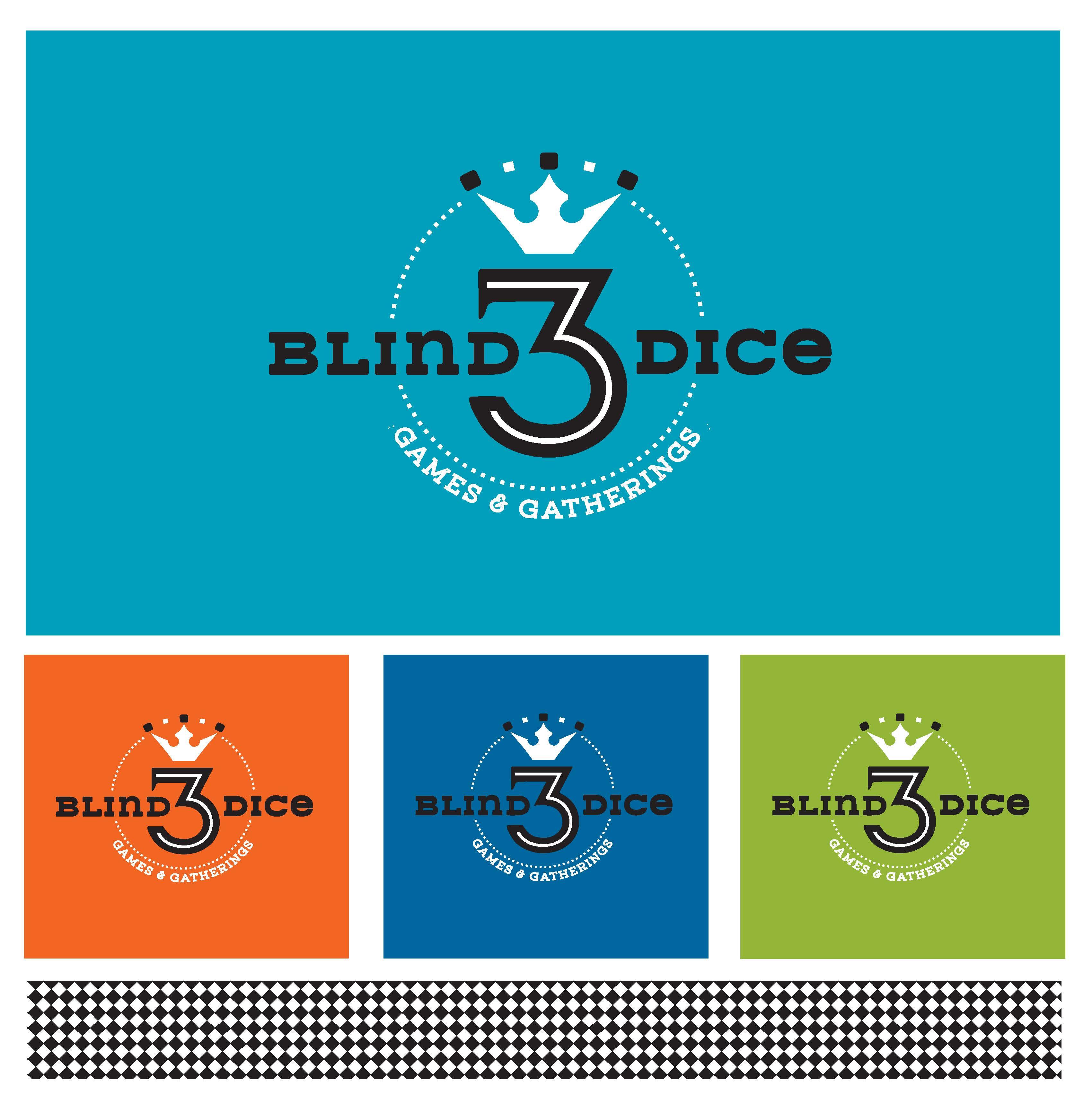 3BlindDiceLogo