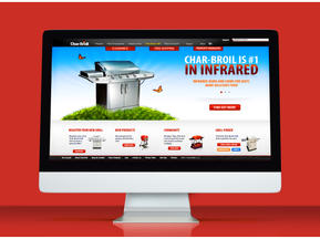 Char-Broil Infrared Campaign