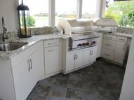 Werever Outdoor Kitchen w/ Custom Backsplash