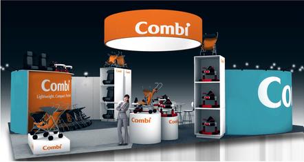Combi Tradeshow Booth