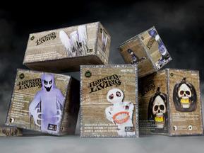 Lowe's Halloween Packaging & In-Store Displays