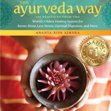"""The Ayurveda Way"" Book"