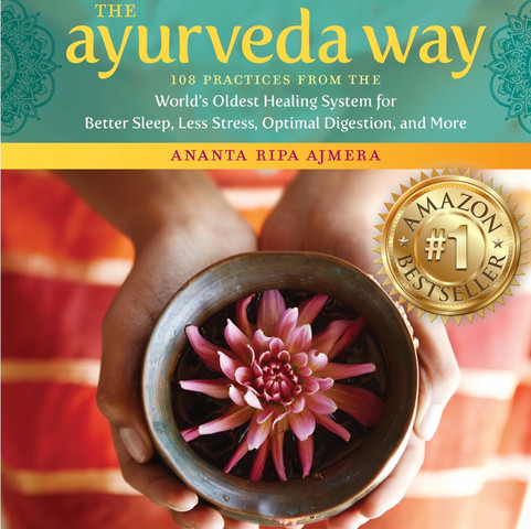 """The Ayurveda Way"" Book"