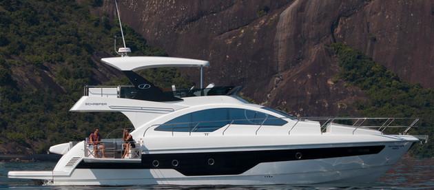 Schaefer Yachts apresentará cinco lanchas em salão náutico norte-americano