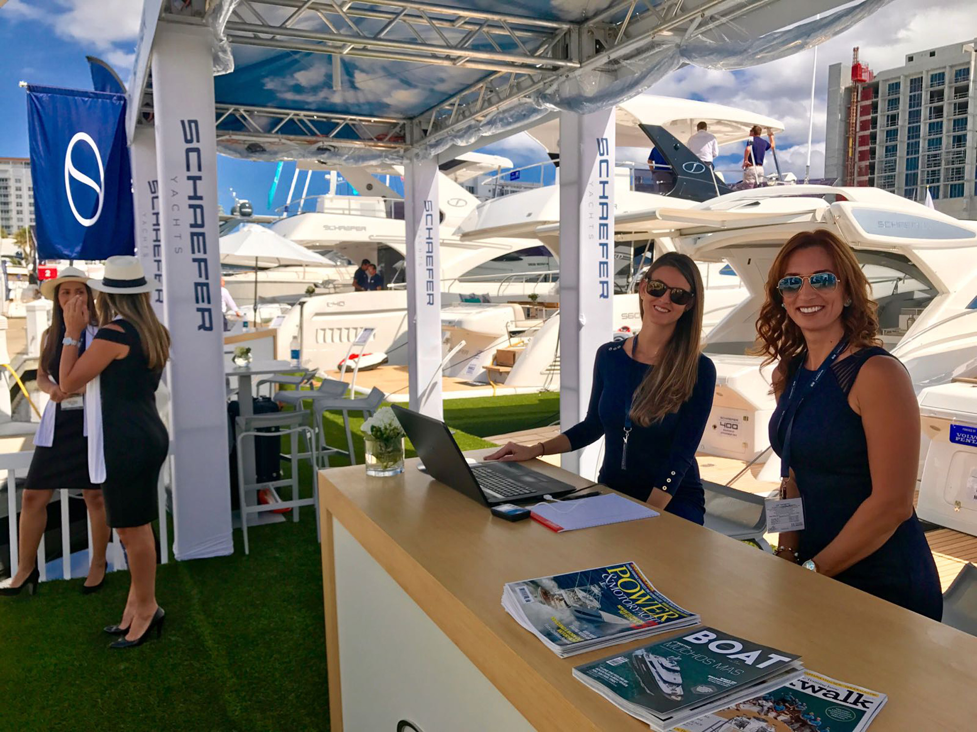 Fort Lauderdale Intl Boat Show 2017