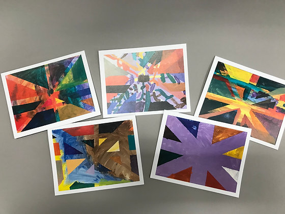 SJ Abstracts notecards
