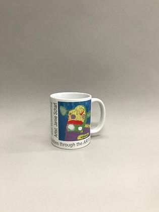 JS Coburn Cow mug