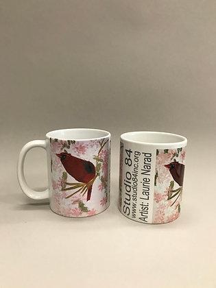 LN Cardinal mug