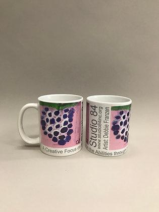 DF Grapes mug
