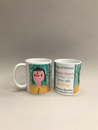 JB Wonder Woman mug