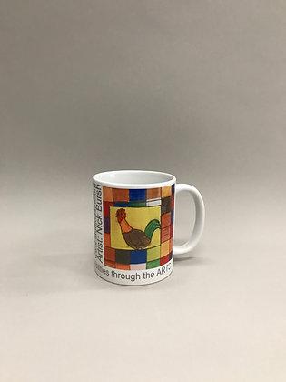 NB Rooster mug