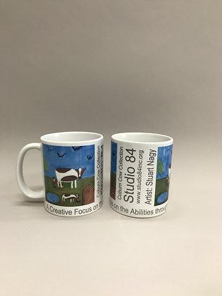 SN Cow Mug#1