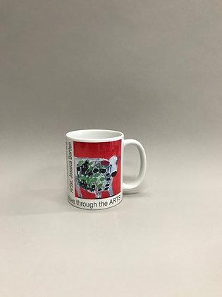 JB Coburn Cow mug #1