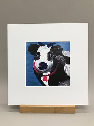 BM Coburn Cow print