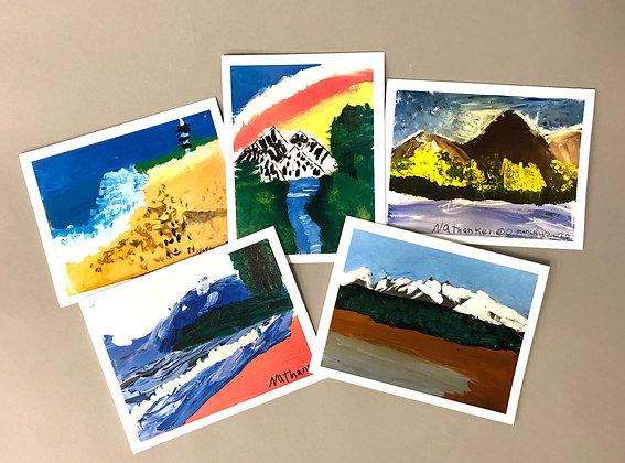 NK Landscape_3 Notecards