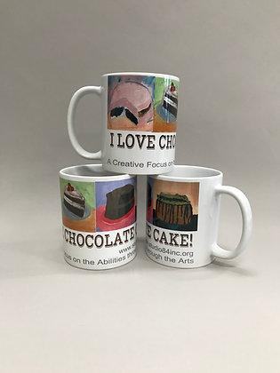 S84 Chocolate Cake mug