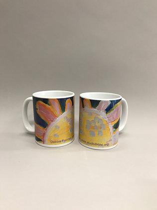 DF Sunflower mug#2