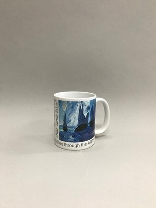 JS Boat mug