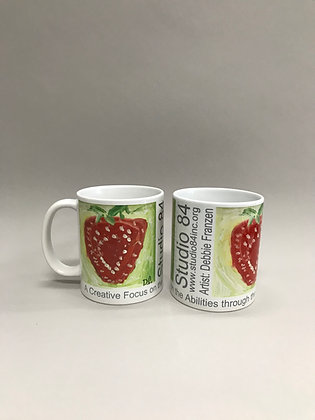 DF Strawberry mug#1