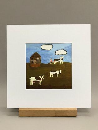 SN Coburn Cow print #1