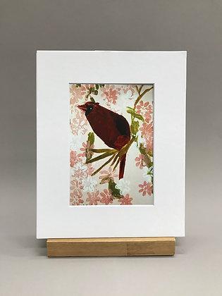 LN Cardinal print