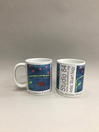 SN Butterfly mug#2