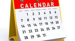 2022 Community Calendar Entry Fee