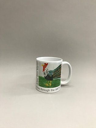BM Rooster mug