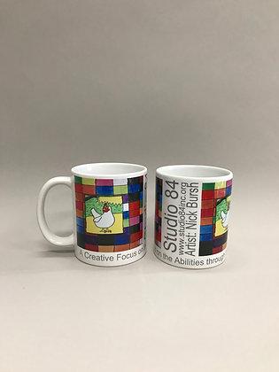 NB Chicken mug