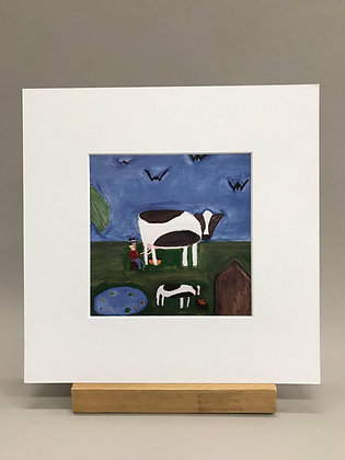 SN Coburn Cow print #2