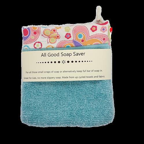 Soap Saver - Aqua