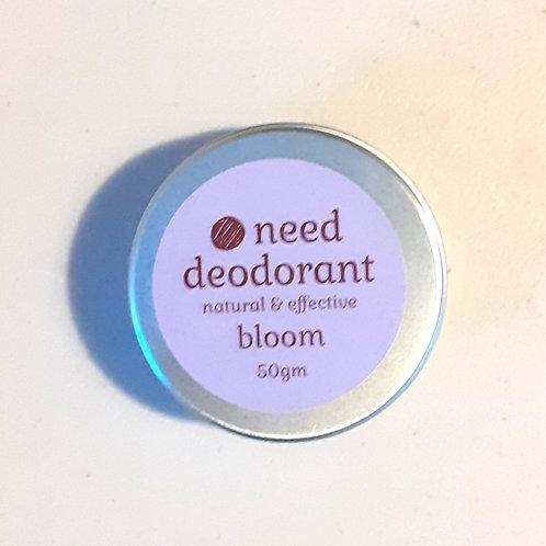 Need Deodorant -Bloom
