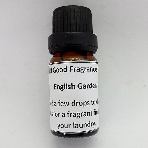 All Good Fragrance Oil - English Garden