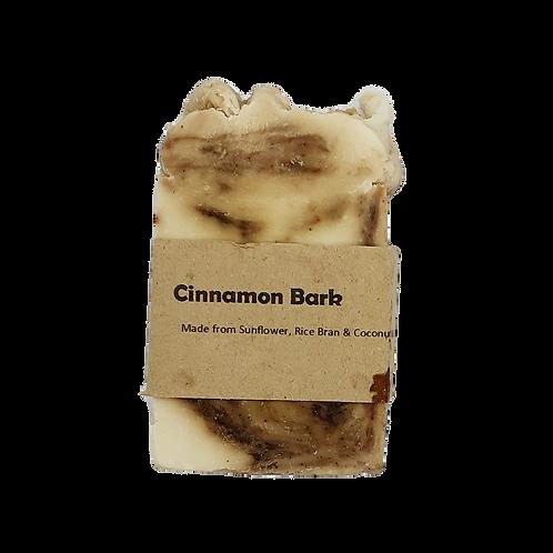 Cinnamon Bark Soap