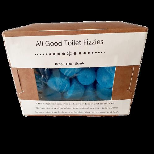 Toilet Fizzies