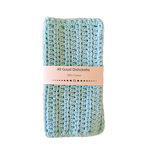 All Good Dishcloth - Beach Glass