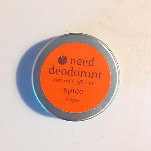 Need Deodorant - Spice