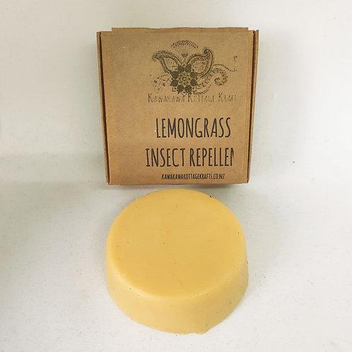 Lemongrass Insect Repellent- Moisturizing Body Bar