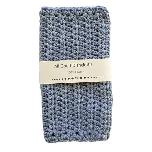 All Good Dishcloth - Stonewash