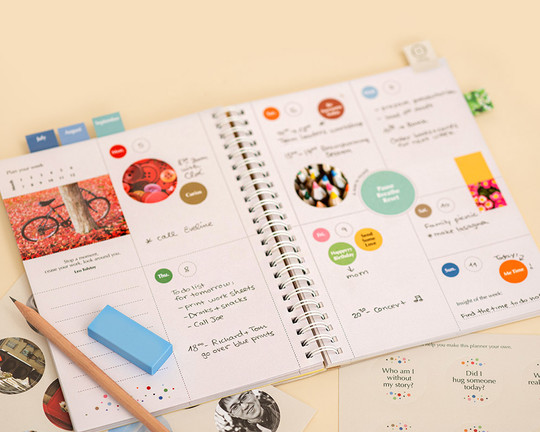 A Weekly Planner