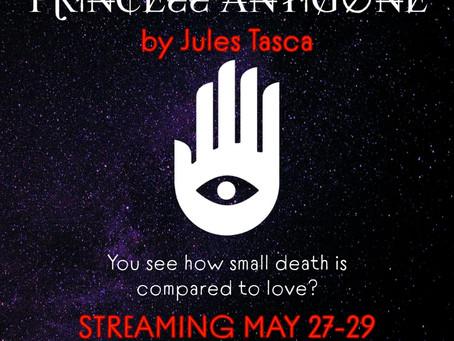 Stream Princess Antigone!