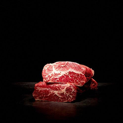 Top Blade Charrua Grain Feed Steer Beef Carne Angus Uruguay Premium €25/Kg