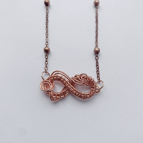 Copper Small Infinity