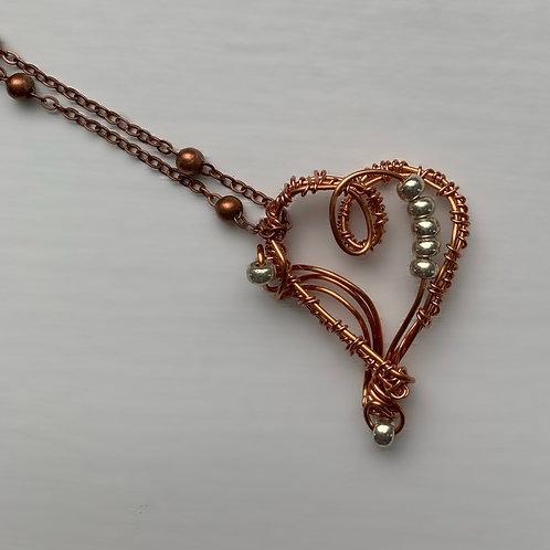 C6 Medium Copper Sweetheart