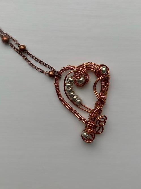 C4 Medium Copper Sweetheart