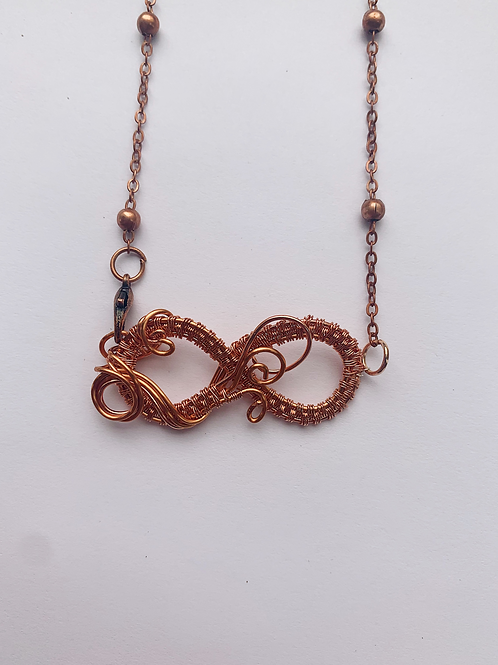 Copper Medium Infinity no.1