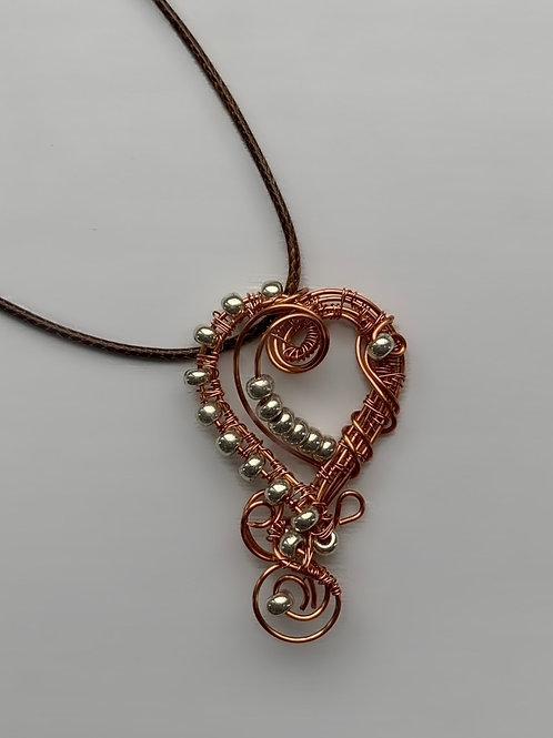 C7 Medium Copper Sweetheart