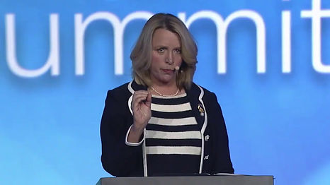 Gartner Guest Keynote Deborah Lee James LIVE